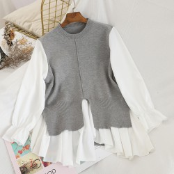 Combination Blouse