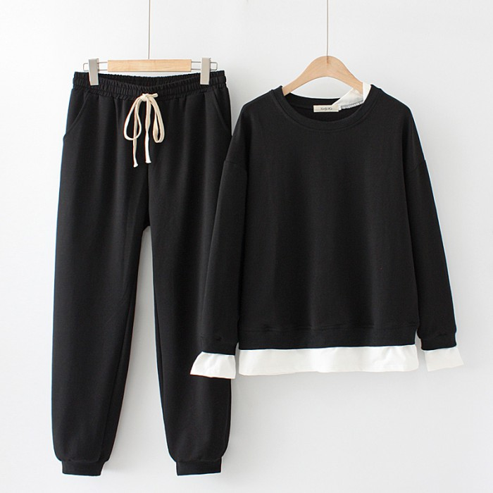 LM+ Pullover and Pants Set