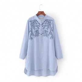 LM+ Embroidery Tunic