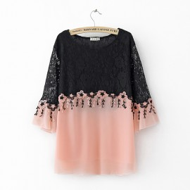 LM+ Lace Top