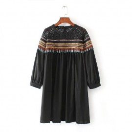 LM+ Aztec Inspired Tunic