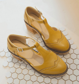 Oxford Inspired Shoes (Extra Size)