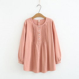 LM+ Casual Blouse