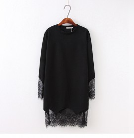 LM+ Lace Tunic