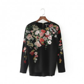 Intricate Embroidery Blouse