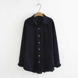 LM+ Shirt with Frill