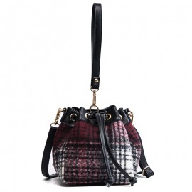 Checkered Bag