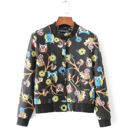 Printed Jacket (2 Color)