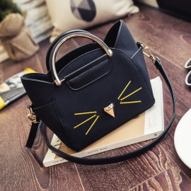 Kitty Face Bag (4 Colors)