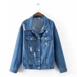 LM+ Denim Jacket