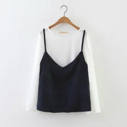Double Layer Top (2 Color)