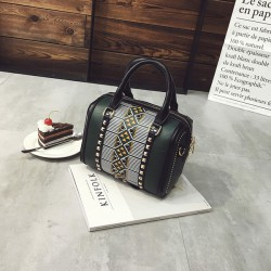 Studded Tribal Bag (3 Colors)