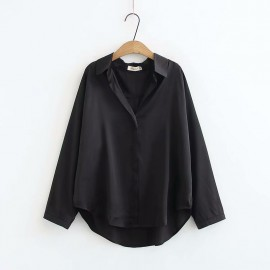 LM+ Collar Blouse
