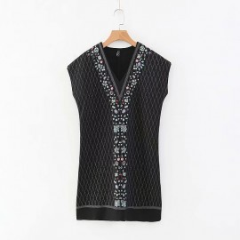 Diamante Detailed Tunic