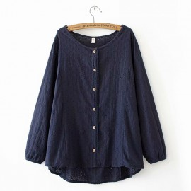 LM+ Crotchet Blouse