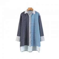 Mix Stripe Shirt