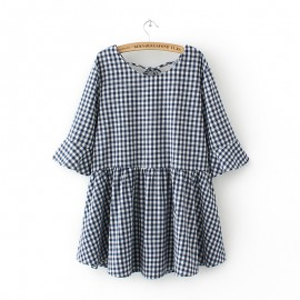 LM+ Gingham Top