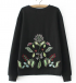 LM+ Motif Embroidered Pullover