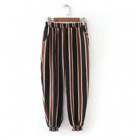 LM+ Stripe Pants