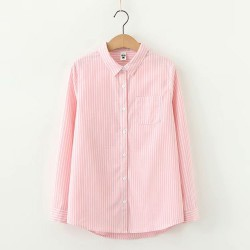 Basic Stripe Shirt