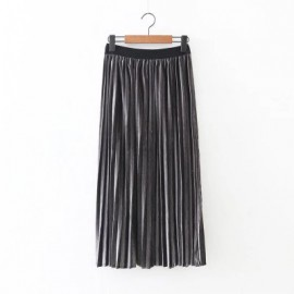 Pleated Skirt (4 Color)