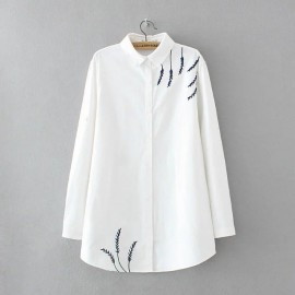 LM+ Embroidery Shirt (4 Color)