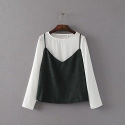 Double Layer Top (4 Color)