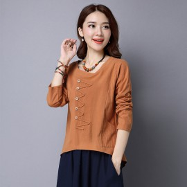 Basic Blouse (4 Colors)