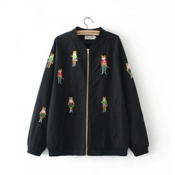 LM+ Embroidery Jacket
