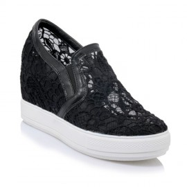 Lace Plimsole Shoe