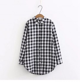 LM+ Checkered Shirt