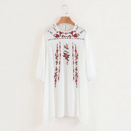 Embroidery Motif Tunic