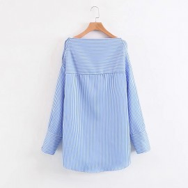 Boatneck Blouse