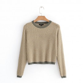 Honeycomb Sweater