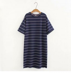 LM+ Stripe Tunic