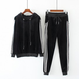 LM+ Hoodie and Pants Set