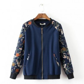 LM+ Floral Jacket (2 Color)