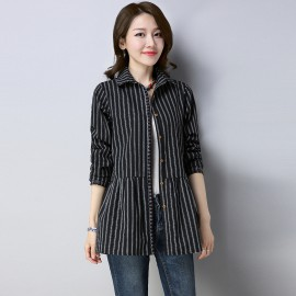 MIRA Stripe Shirt