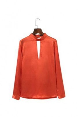 Blouse with Low Back (3 Color)