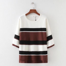 LM+ Stripe Top