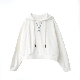 Basic Hooded Pullover