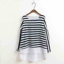 Long Stripe Top