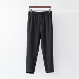 Basic Drawstring Pants