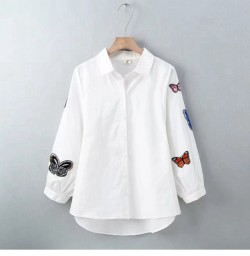 LM+ Butterfly Sleeve Shirt