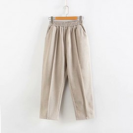LM+ Straight-lined Pants