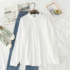 Pan Collar Shirt