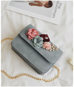 Flower Chain Bag
