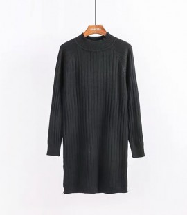 Long Knit Outerwear