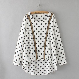 LM+ Polka Dot Top