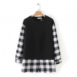 LM+ Combination Blouse